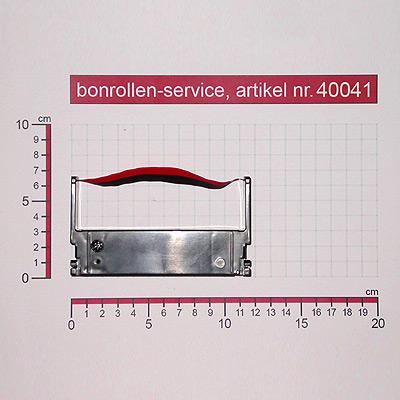 Weitere Informationen zu Farbband-Kassetten ERC 39 - schwarz / rot für Citizen CD-S500