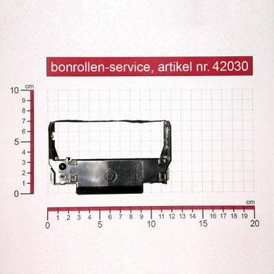 Weitere Informationen zu Farbband-Kassetten ERC 30/34/38, Gruppe 655, reinigungsfest - schwarz für Uniwell TP 422