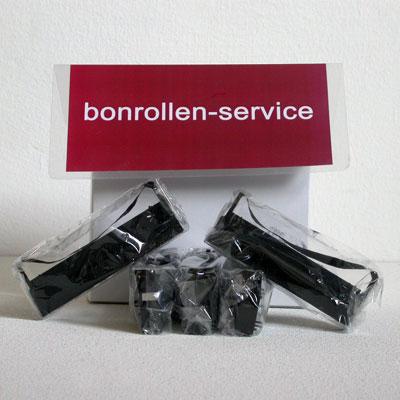 Produktfoto - Farbband-Kassetten ERC 27, Gruppe 653 - violett für NCR 9995-5200