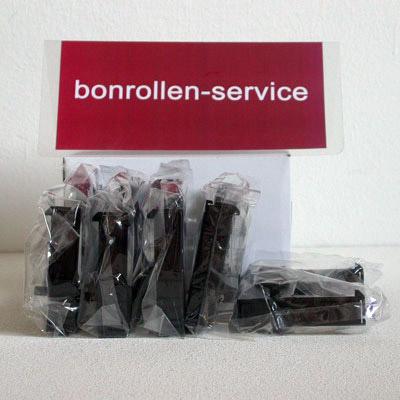 Produktfoto - Farbband-Kassetten ERC 32, reinigungsfest - schwarz für Epson M-147 A