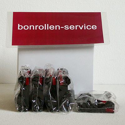 Produktfoto - Farbband-Kassetten ERC 39 - schwarz / rot für Citizen CD-S500