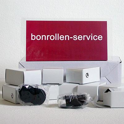 Produktfoto - Farbbänder Gruppe 51 - violett für Sanyo ECR 480