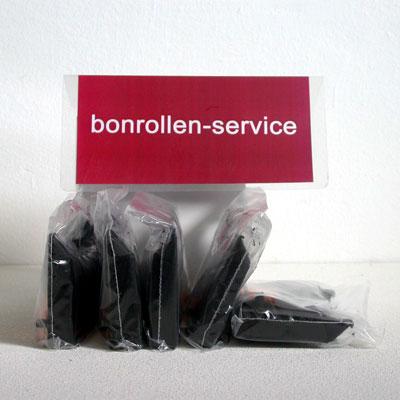 Produktfoto - Farbband-Kassetten ERC 18, reinigungsfest - schwarz für Samsung ER 4940