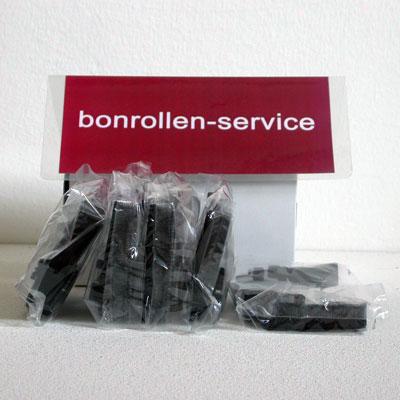 Produktfoto - Farbband-Kassetten ERC 30/34/38, Gruppe 655, reinigungsfest - schwarz für Epson TM-U 220 PD