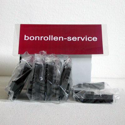 5 Farbbänder Farbbandkassetten für Epson ERC 22 violett